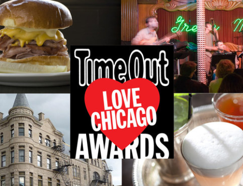 "Modern Co-op wins ""Best Shop South Side"" Time Out Love Chicago Awards 2014"