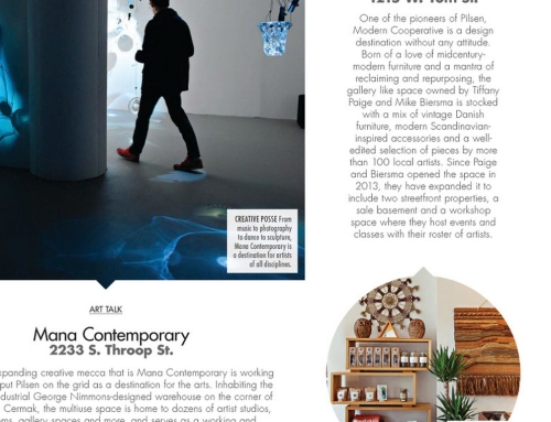 """How Swede it Is"" ModCo featured in CS Interiors July 2015 Issue"