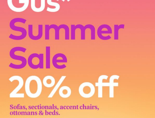 The Gus* SUMMER SALE is here!